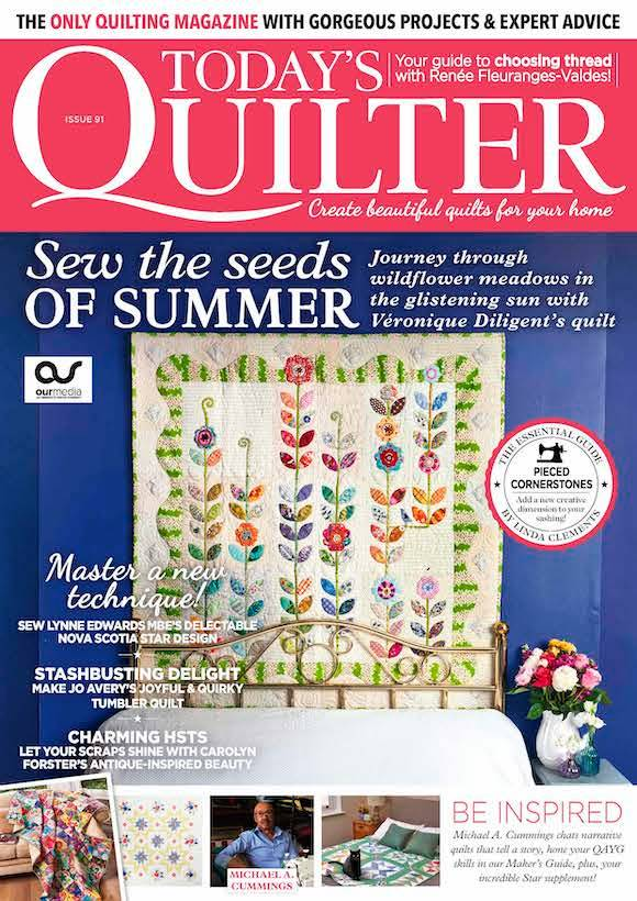 Today's Quilter Magazine Subscription