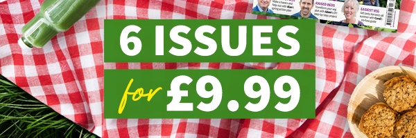 Spring Savings, 6 issue for £9.99