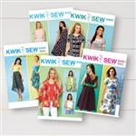 Kwik Sew pattern bundle worth £45!