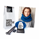 Wool and the Gang Snood kit