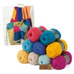Scheepjes Colour Crafter yarn bundle