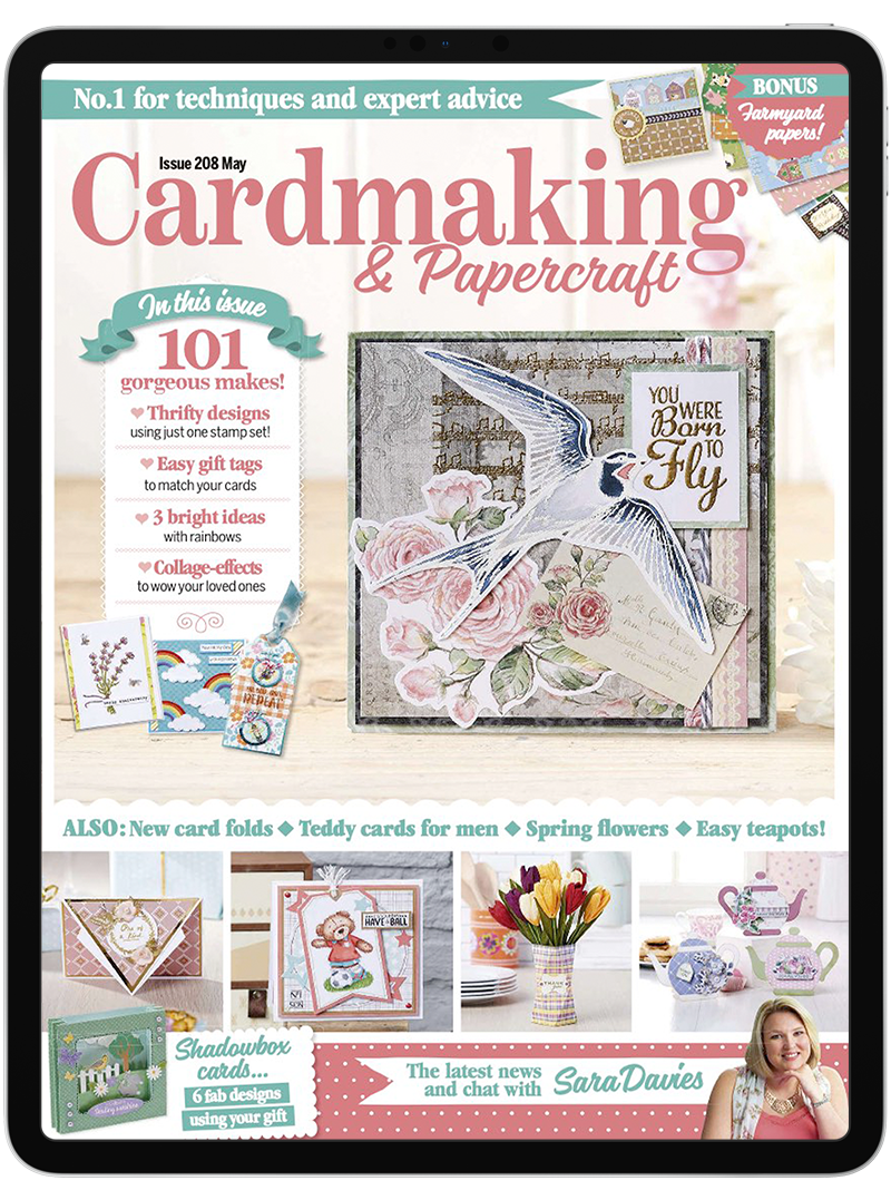 Cardmaking Papercraft Digital Magazine Subscription