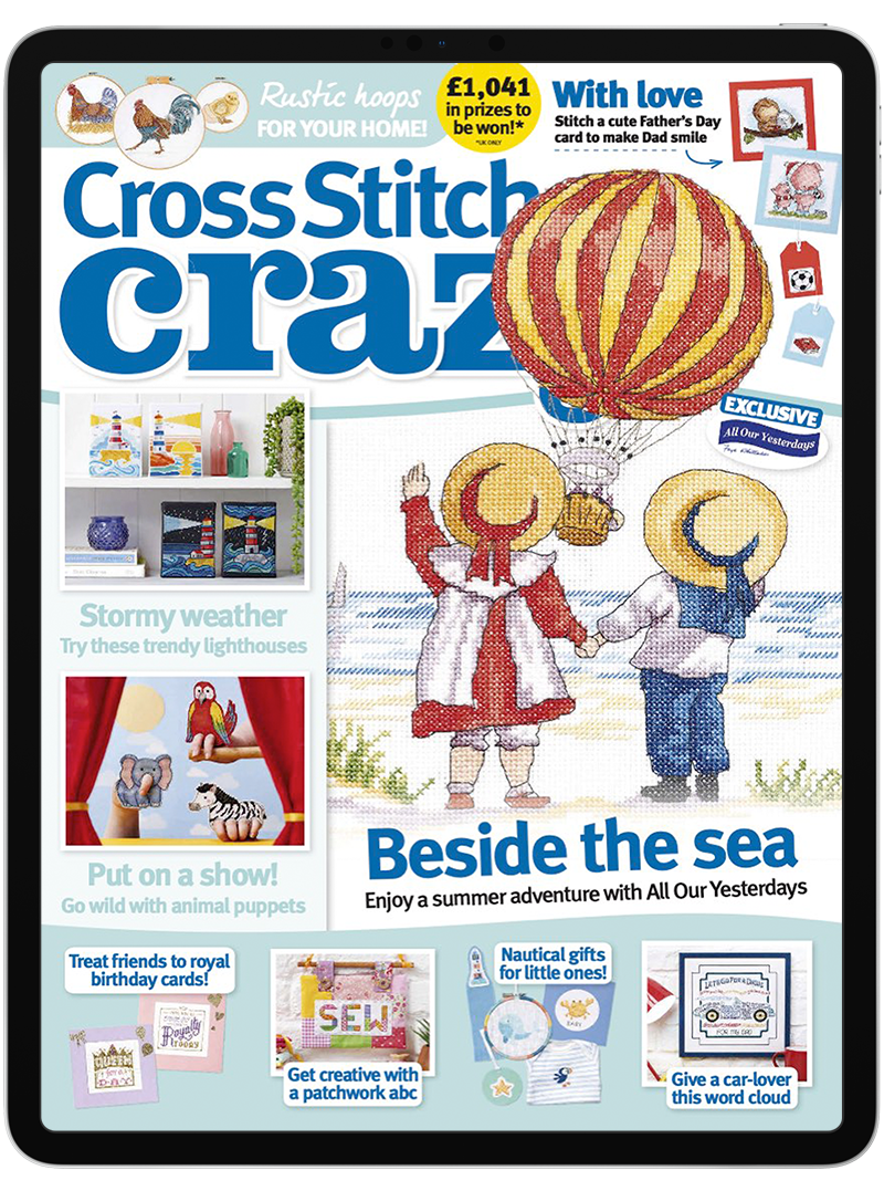 Click to view product details and reviews for Cross Stitch Crazy Digital Magazine Subscription.
