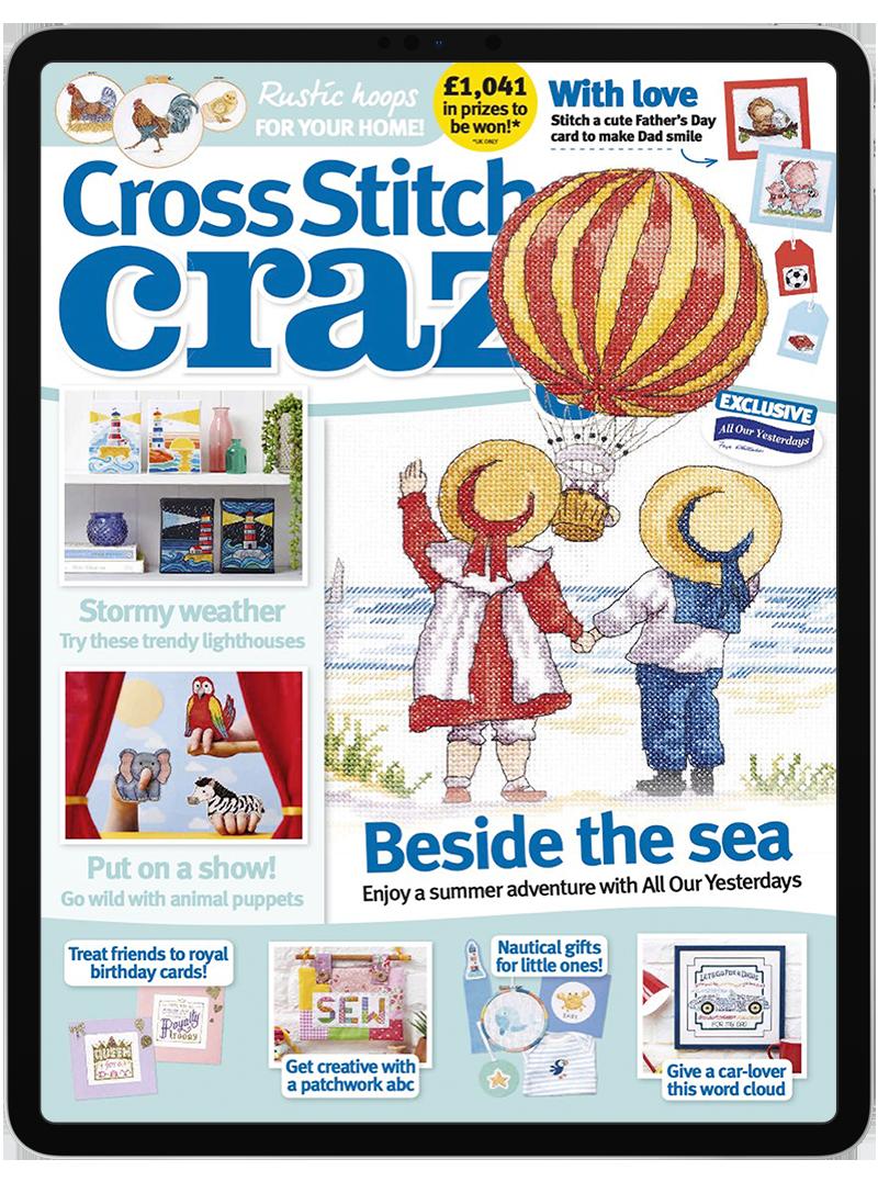 Cross Stitch Crazy Digital Magazine Subscription