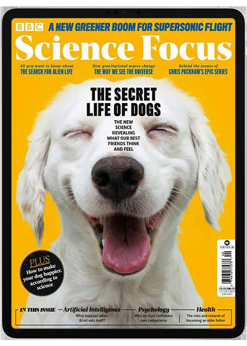 BBC Focus magazine digital edition