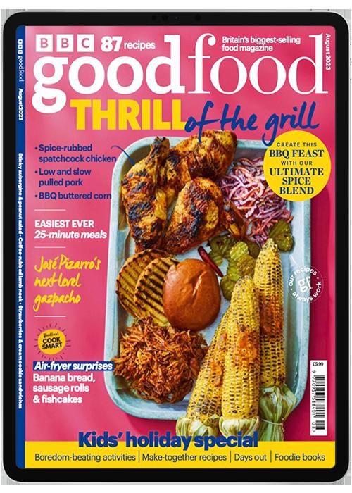 Bbc Good Food Digital Magazine Subscription
