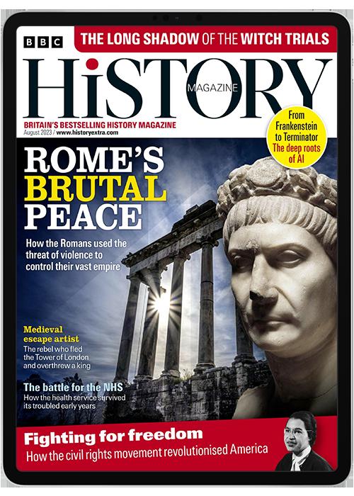 BBC History magazine digital edition