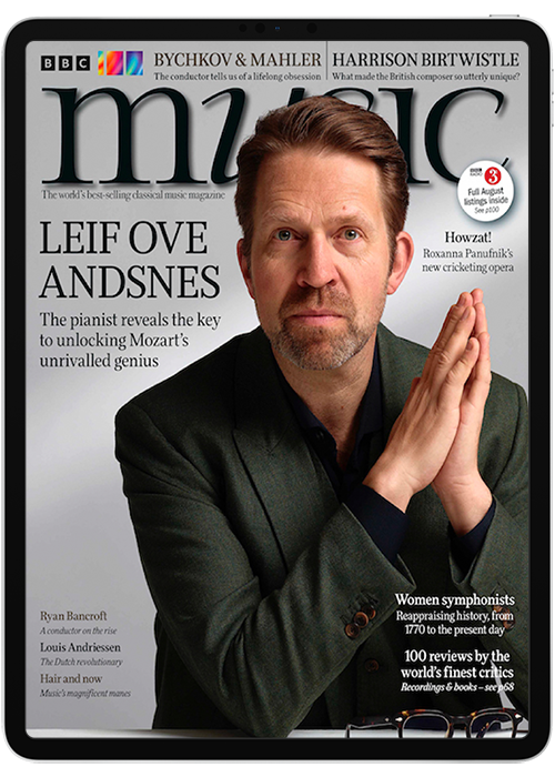 Image of BBC Music digital magazine
