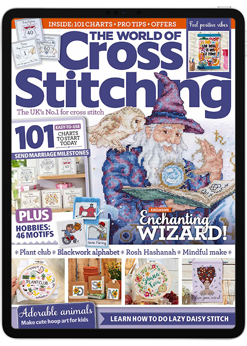 Click to view product details and reviews for The World Of Cross Stitching Digital Magazine Subscription.