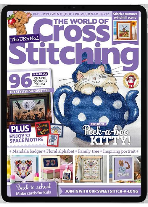 The World Of Cross Stitching Digital Magazine Subscription