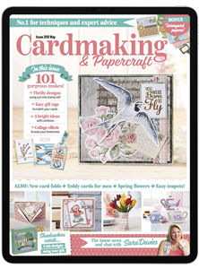 Cardmaking And Papercraft Digital Subscription