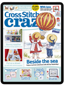 Cross Stitch Crazy Digital Subscription