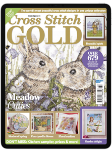 Cross Stitch Gold Digital Subscription