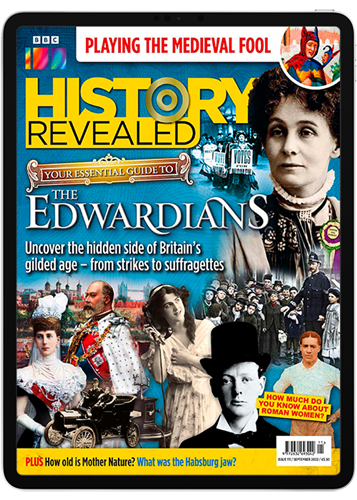 BBC History Revealed Digital Subscription