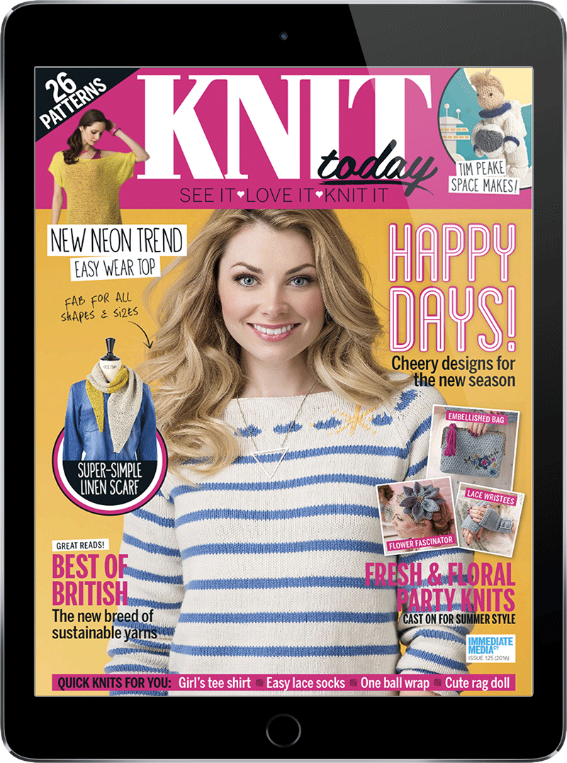 Knit Today Digital Subscription