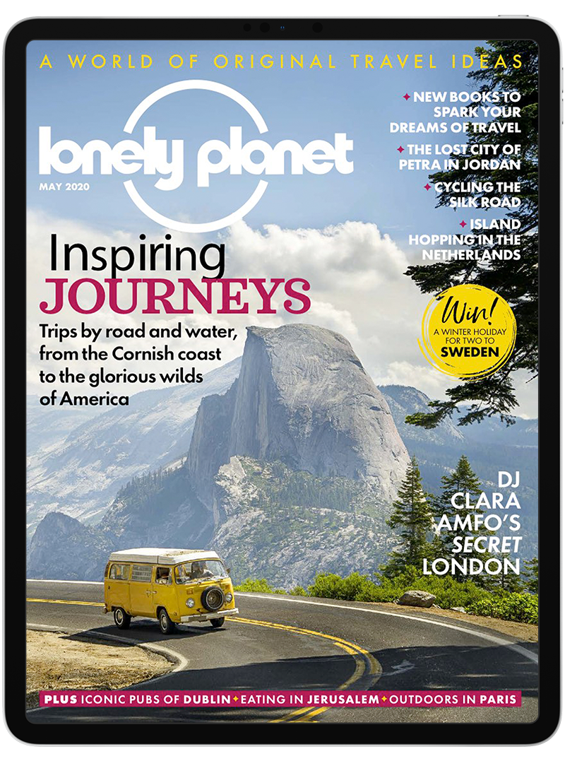 Lonely Planet Traveller Digital Subscription