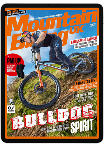 Mountain Biking UK Digital Subscription