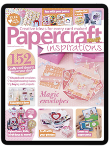 Papercraft Inspirations Digital Subscription