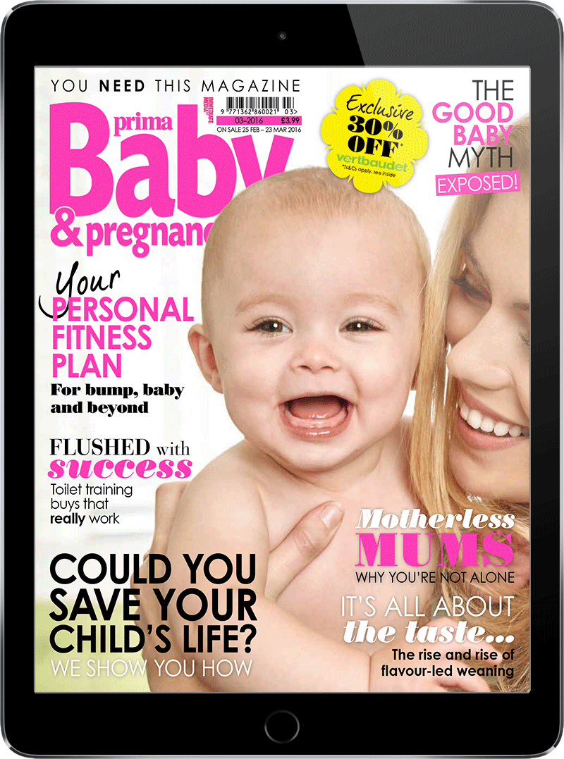 Prima Baby Digital Subscription