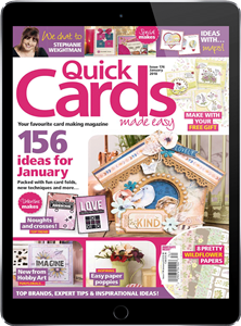 Quick Cards Made Easy Digital Subscription