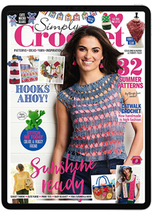 Simply Crochet Digital Edition