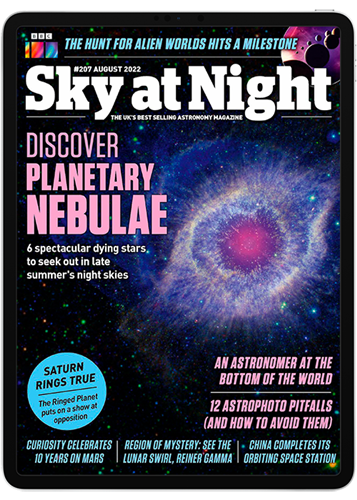 BBC Sky At Night Digital Subscription