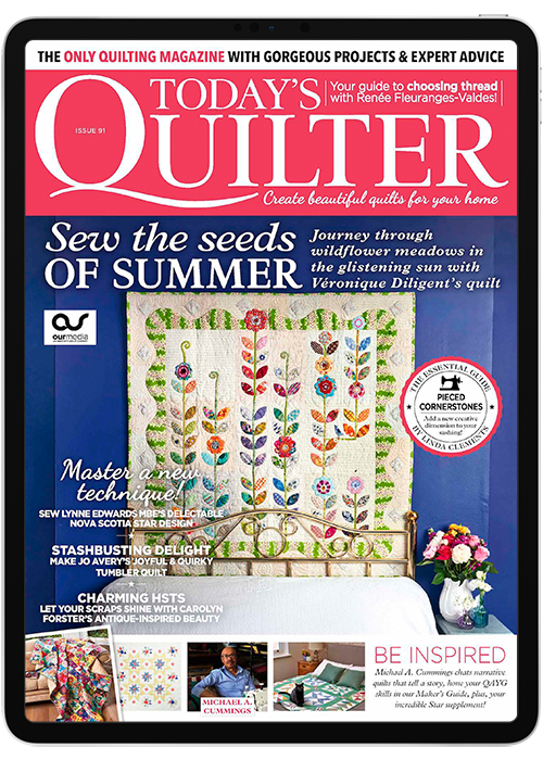 Today's Quilter Digital Subscription