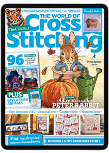 World Of Cross Stitching Digital Subscription