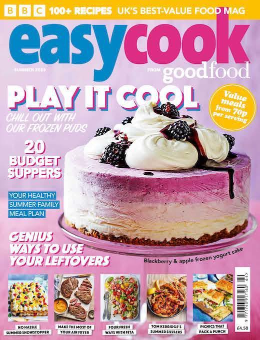 Bbc Easy Cook Magazine Subscription