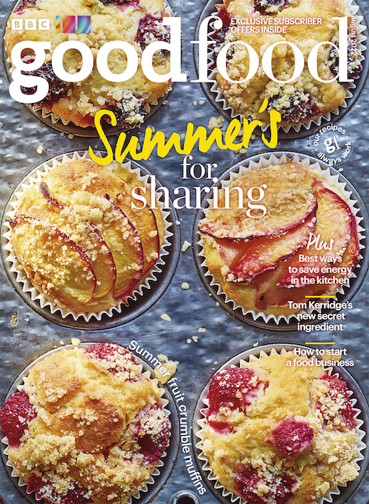 Latest Good Food Magazine
