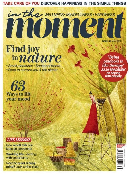 Click to view product details and reviews for In The Moment Magazine Subscription.