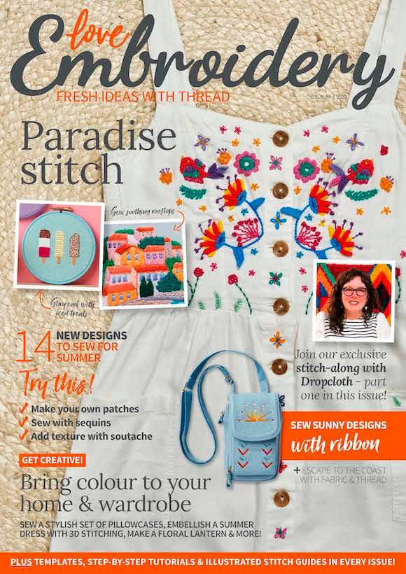 Click to view product details and reviews for Love Embroidery Magazine Subscription.