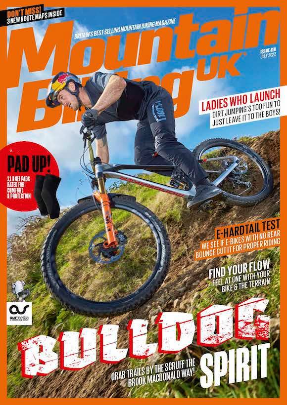 Mountain Biking UK Magazine  half price special offer on subscriptions.