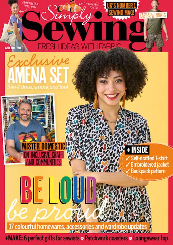 Click to view product details and reviews for Simply Sewing Magazine Subscription.