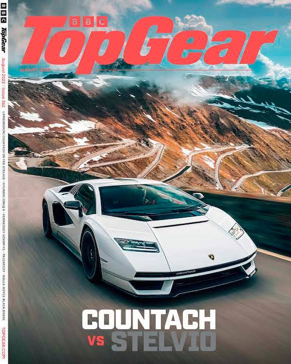 BBC Top Gear Magazine  half price special offer on subscriptions.