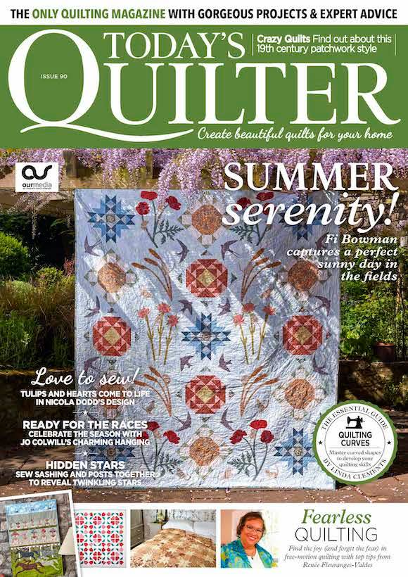Click to view product details and reviews for Todays Quilter Magazine Subscription.