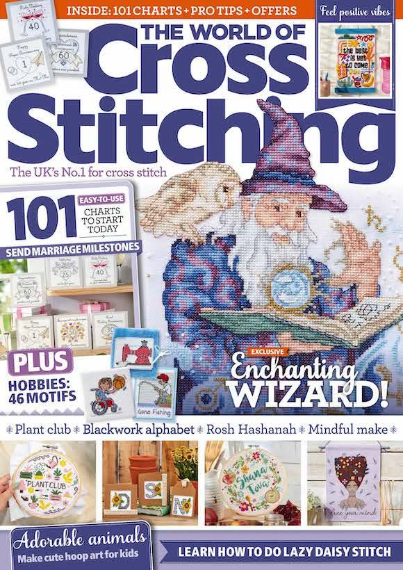Click to view product details and reviews for The World Of Cross Stitching Magazine Subscription.