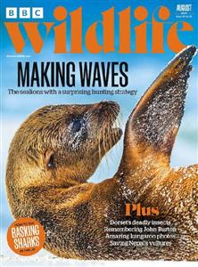 BBC Wildlife Magazine Subscription