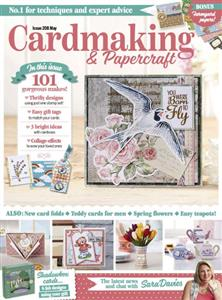 Cardmaking And Papercraft Magazine Subscription