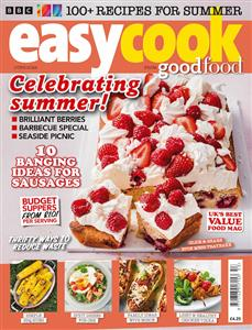 BBC Easy Cook Magazine Subscription