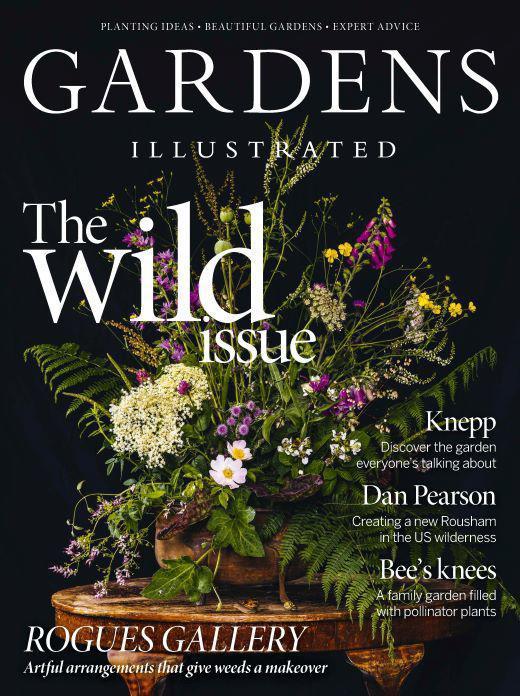 gardens magazine cover