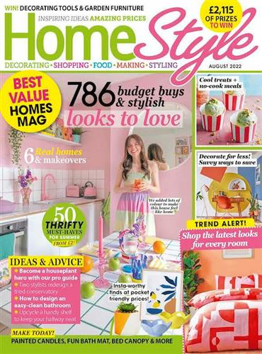 HomeStyle Magazine Subscription