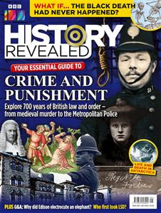 History Revealed Magazine Subscription