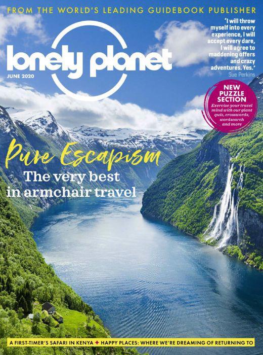 traveller magazine cover