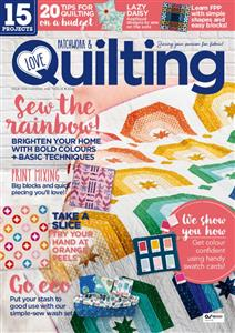 Love Patchwork & Quilting Subscriptions