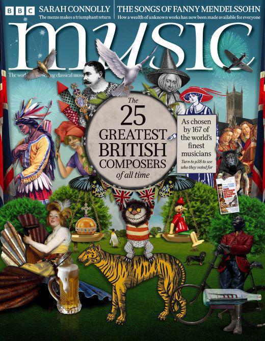 BBC Music Magazine Subscription | Music Magazines