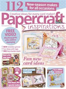 Papercraft Inspirations Subscriptions