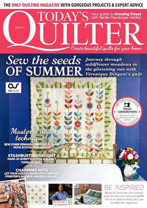 todays quilter magazine cover