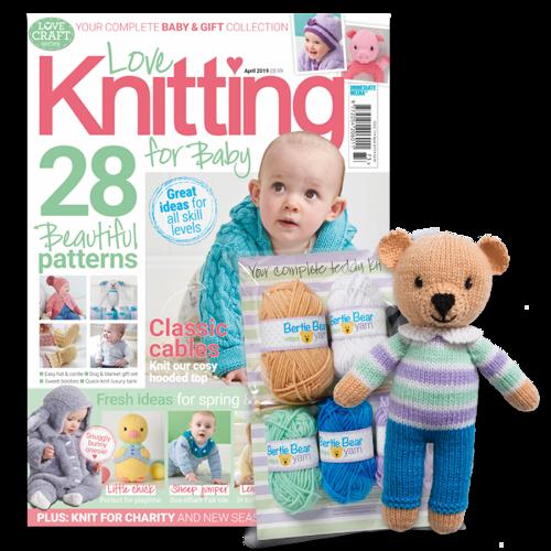 9082d087d Love Knitting For Baby April 2019