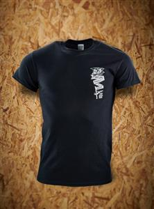 Fortune favours the brave T-shirt - Small 30049a6ed